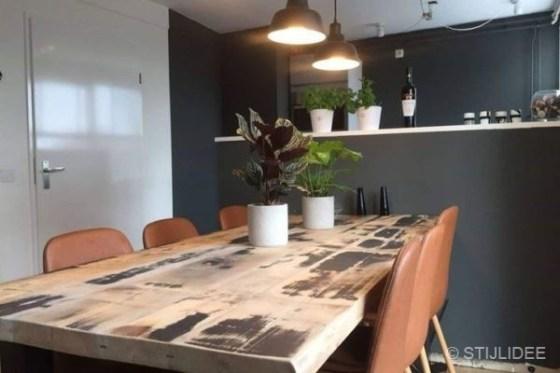 VOOR EN NA   Binnenkijken na een interieur metamorfose in modern industriële stijl in Utrecht na STIJLIDEE Interieuradvies, Kleuradvies en Styling