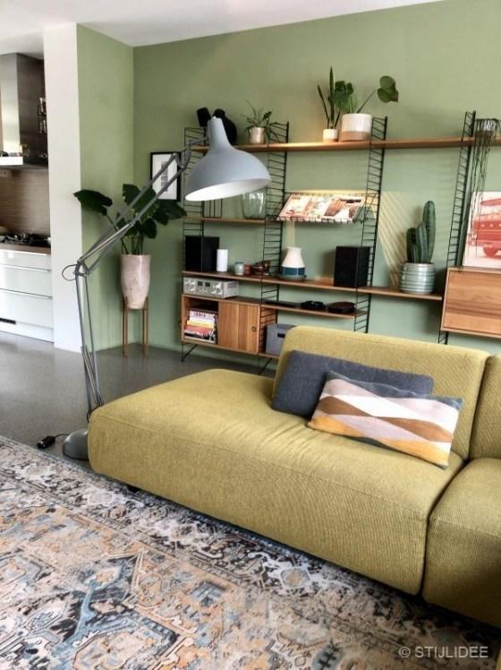 Binnenkijken in ... een woning uit 2011 in modern industriële stijl in Tuinwijk, Utrecht na STIJLIDEE Interieuradvies, Kleuradvies en Styling