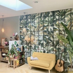 Binnenkijken in ... een jaren 30 huis in botanische vintage stijl in Amsterdam na STIJLIDEE Interieuradvies, Kleuradvies en Styling