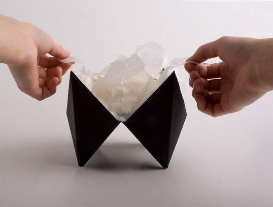 Stijlmagzine- verpakking designs-verfbaard-popcorn