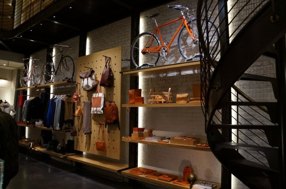 Shinola winkel in NEW YORK Soho Tribecca