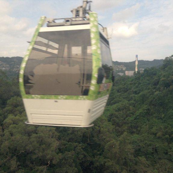 Stijlmagazine-Maokong gondola