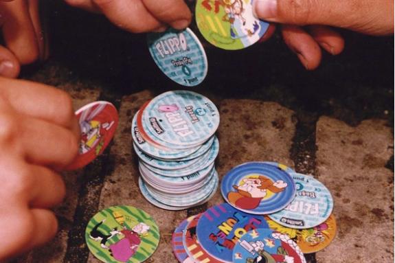 Stijlmagazine-rages-speelgoed jaren 80 en 90- flippo's