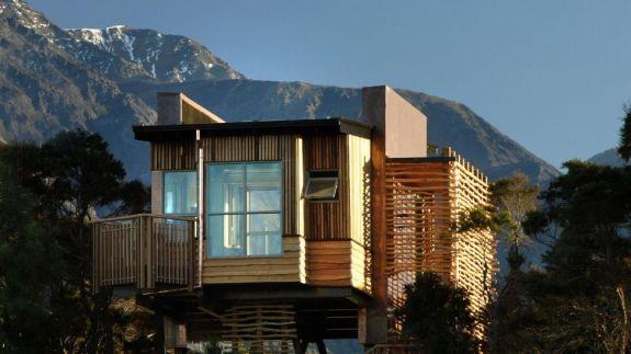 Hapuku Lodge + Tree Houses Nieuw Zeeland