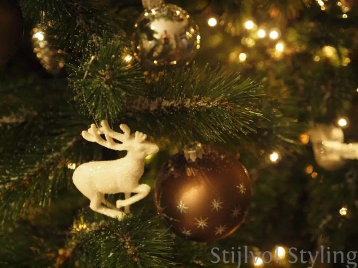 Binnenkijken bij   Kerstdecoratie bij mij thuis (deel 2)
