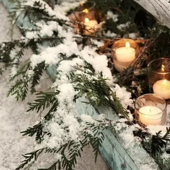 Feest styling & Tuin | Winter barbecue in 'warme' stijlvolle sferen