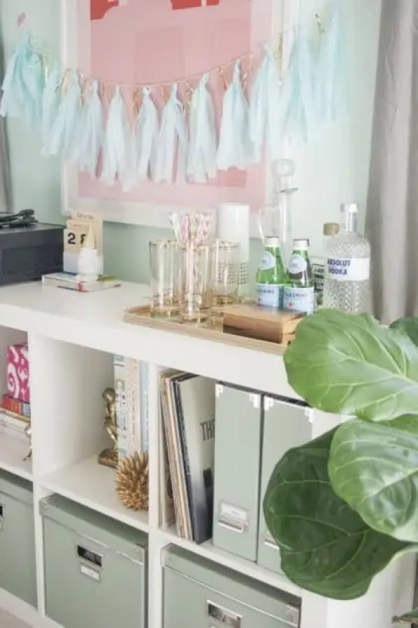 Interieur | Low Budget Styling nr.1 | 10x IKEA Expedit #ikea #hacks