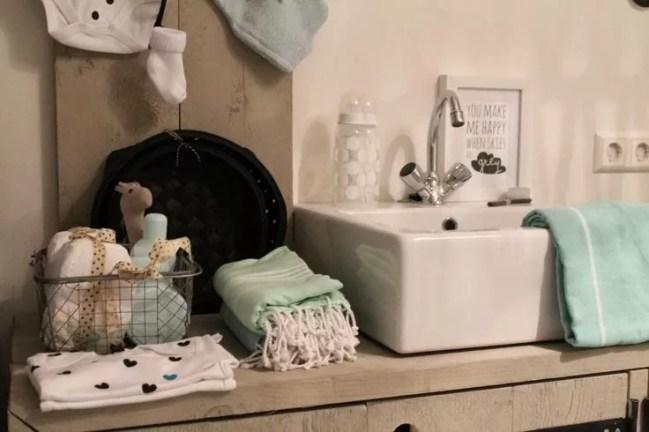 Kleur & Interieur | Inspiratie voor de Babykamer & Kinderkamer in mintgroen door Stijlvol Styling Woonblog - www.stijlvolstyling.com