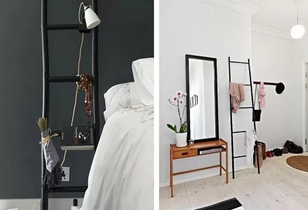 Houten Ladder Decoratie : Interieurtrends de decoratieve houten ladder u stijlvol styling