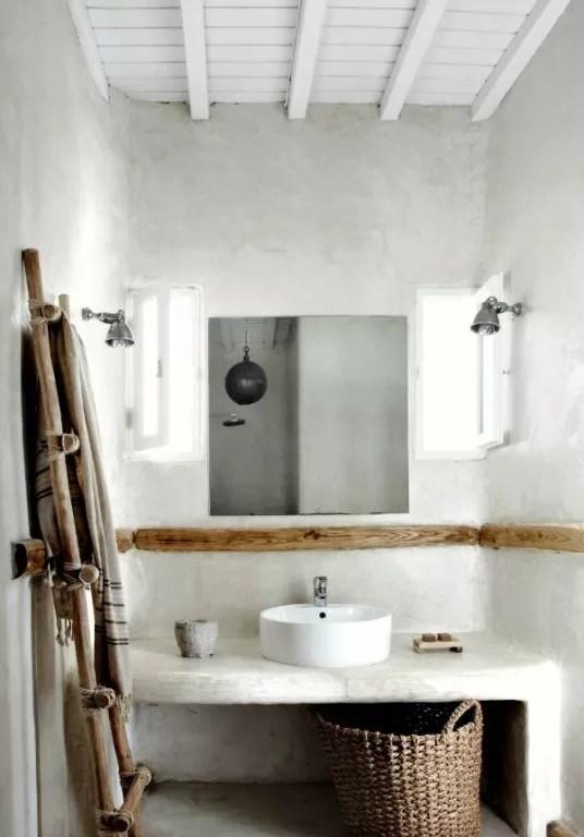 Interieurtrends | De decoratieve houten ladder • Stijlvol Styling ...