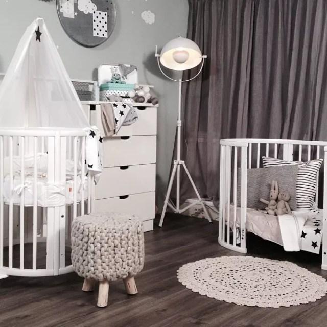 Interieur & kids | Babykamer trends gezien in Koffietijd • Stijlvol ...