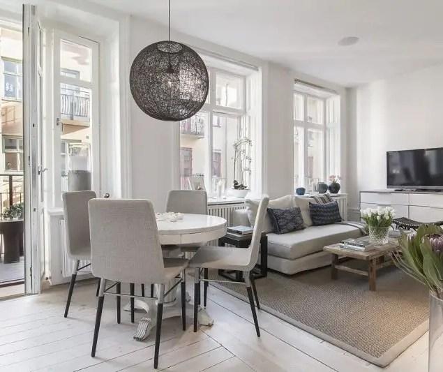Binnenkijken | Wonen op 34m2 #klein wonen #scandinavisch interieur