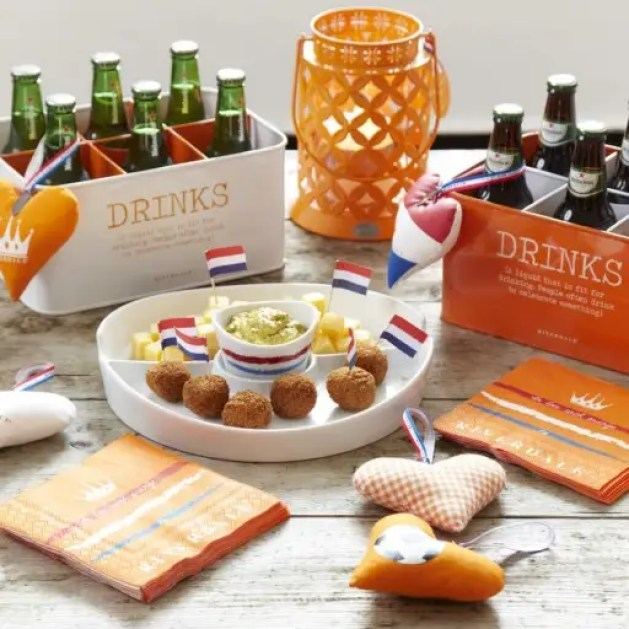 Uitgelezene Feest styling | Oranje | Stijlvolle ideeën voor jouw oranje feest SJ-13