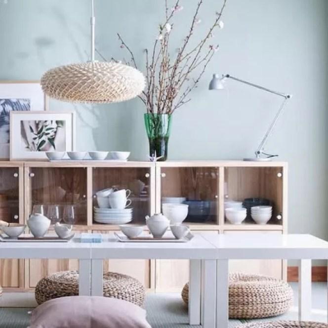 Interieur & Kleur | Mintgroen in jouw interieur (incl. shoptips) - www.stijlvolstyling.com - Beeld: IKEA