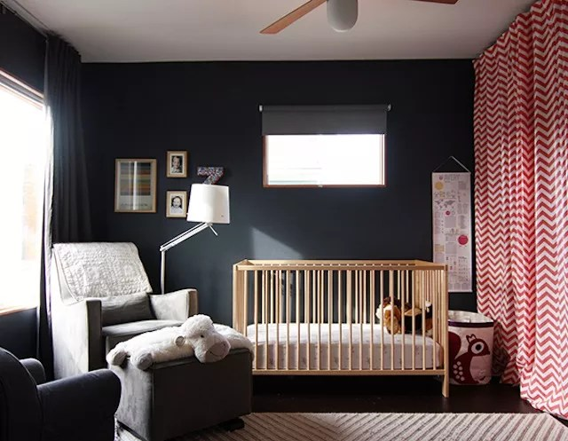 Zwart Witte Kinderkamers : Vloerkleed zwart wit kinderkamer door best mintgroene babykamer