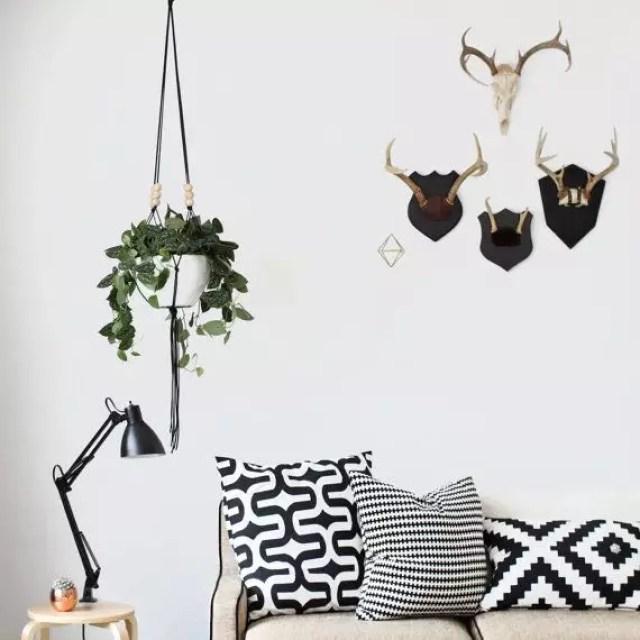 Interieur | Terug van weggeweest: Macramé in jouw interieur - www.stijlvolstyling.com