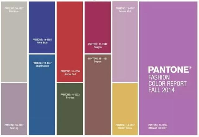 Interieur | Kleurtrends voor het najaar 2014 - www.stijlvolstyling.com #woonblog
