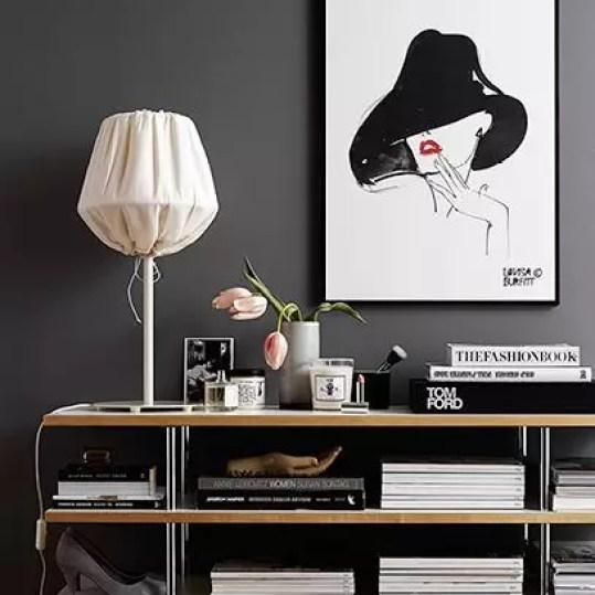 Interieur   10 manieren om je interieur te stylen met tijdschriften & magazines - www.stijlvolstyling.com