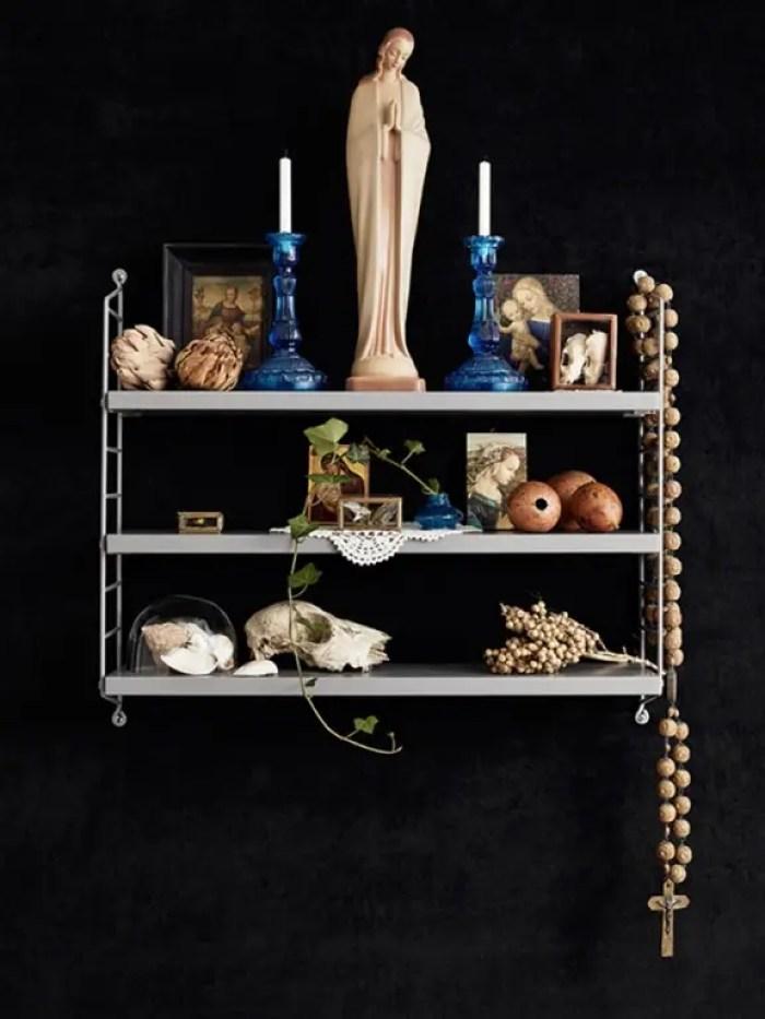 22 Stylisten, 22x wandrek styling inspiratie - huis inrichten door Stijlvol Styling - Woonblog