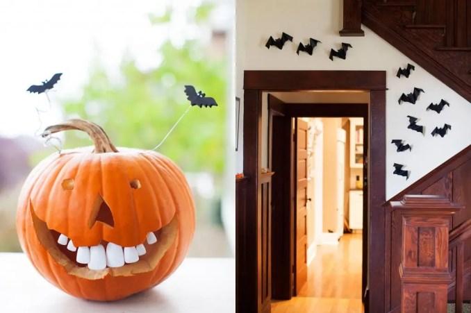 Feestdagen | Halloween decoratie ideeën - #woonblog www.stijlvolstyling.com