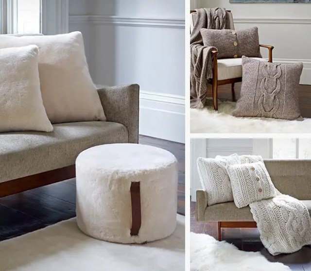 Interieur | UGG Australia introduceert 'cosy' Home Collection