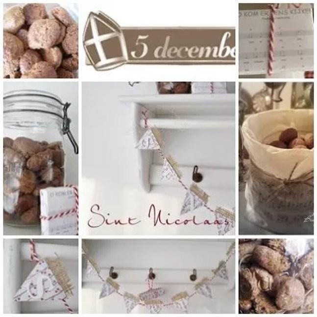 Creatief Mama | 10x inspiratie voor stijlvolle Sinterklaas decoratie #mamablog - www.stijlvolmamblog.nl