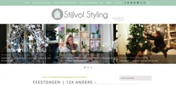 Stjlvol Styling nieuwe website 2015