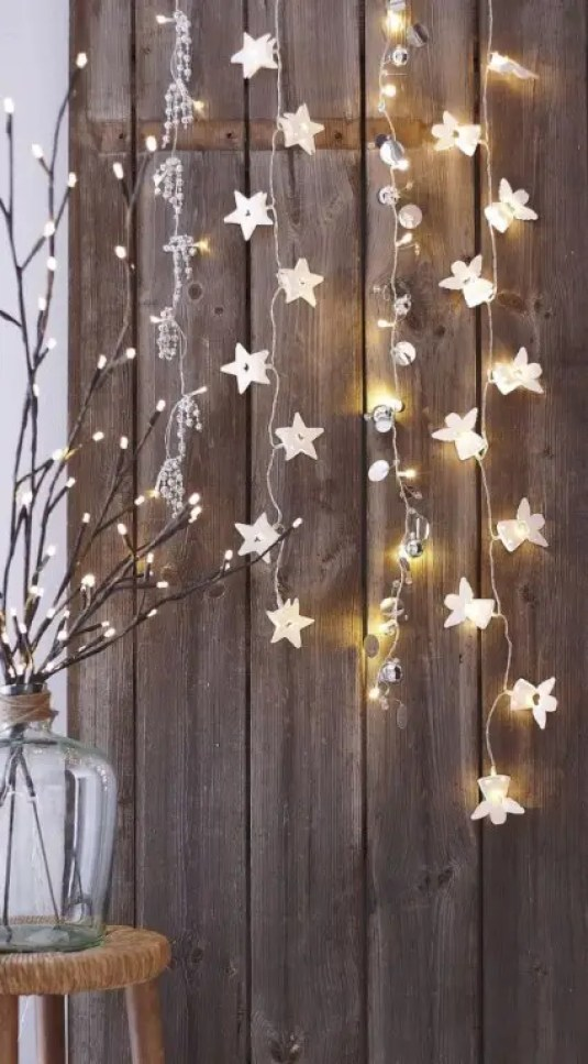 christmas decorating with stars gorgeous ideas Christmas Decorating With Stars: 43 Gorgeous Ideas architecture photo