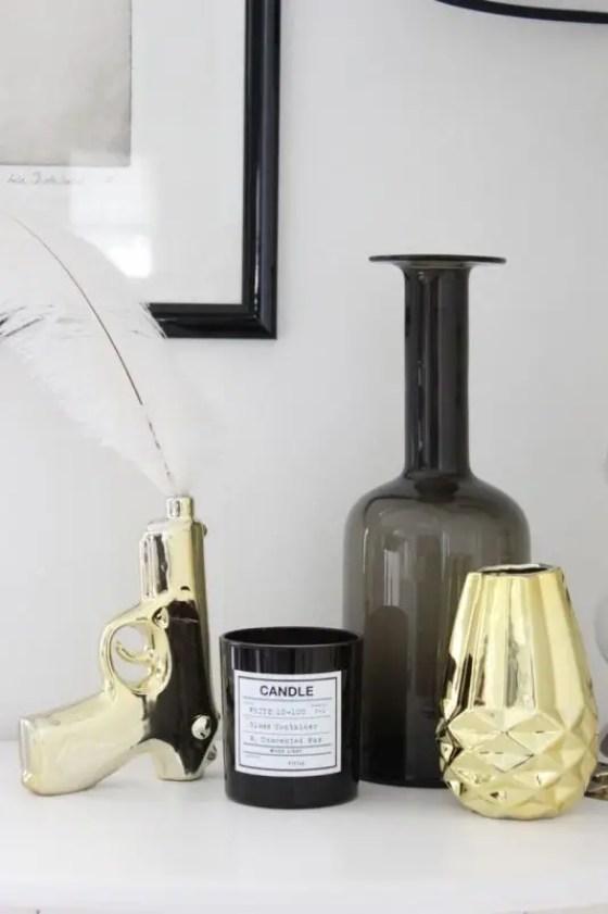 Woontrends 2015 - Interieurtrend goud en koper in jouw interieur - Stijlvol Styling Woonblog www.stijlvolstying.com