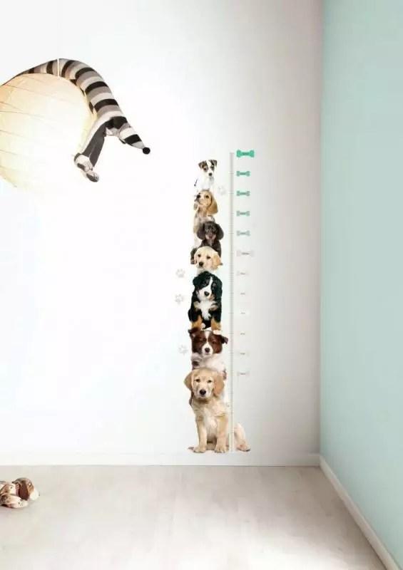 Interieur & kids | De leukste muurstickers voor babykamer - #woonblog Stijlvol Styling www.stijlvolstyling.com