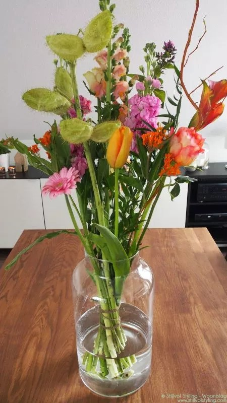 Groen wonen | BLOOMON kleurt je jouw huis met bloemen - Stijlvol Styling woonblog www.stijlvolstyling.com