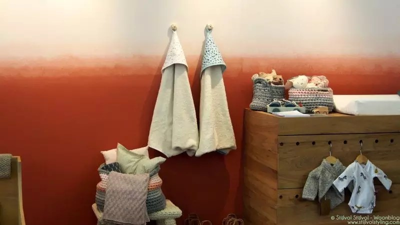 Interieur & kids | Natuurlijke muurverf van Aquamarijn - Stijlvol Styling woonblog www.stijlvolstyling.com