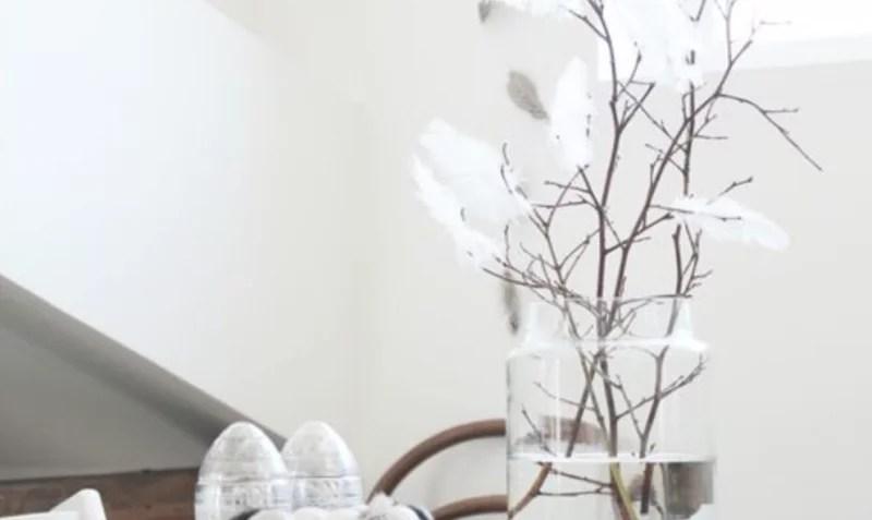 Interieur trends   Styling met veren - Stijlvol Styling woonblog www.stijlvolstyling.com