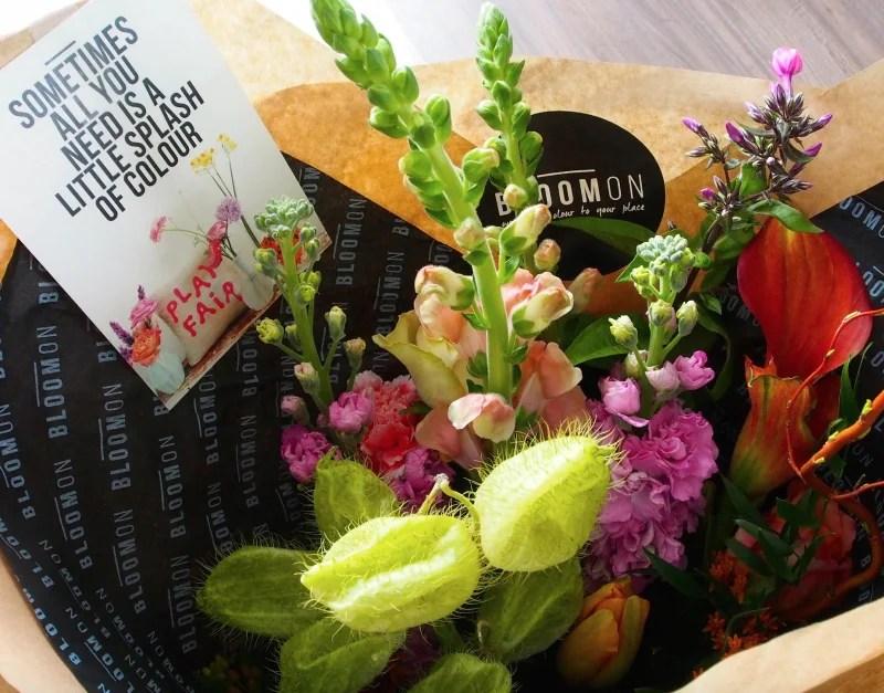 Groen wonen | BLOOMON kleurt jouw huis met bloemen