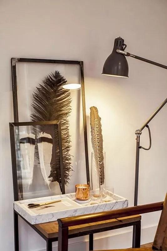Interieur trends styling met veren stijlvol styling for Interieur trends