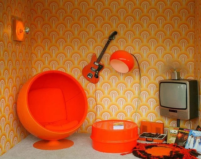Interieur trends | Jaren 70 interieur, retro is back! • Stijlvol Styling  woonblog • Voel je thuis!