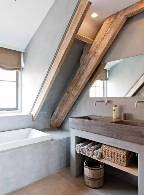 Interieur | Badkamer op zolder - #woonblog Stijlvol Styling www.stijlvolstyling.com