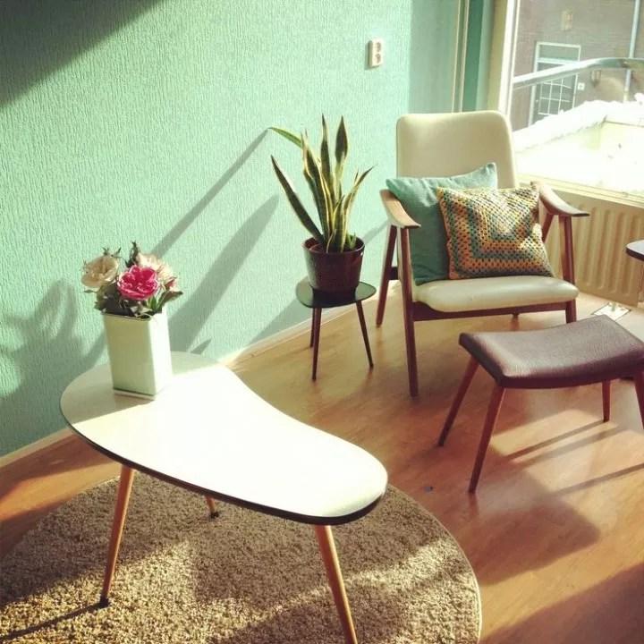 Interieur trends | Jaren 50 interieur stijl \'Retro is het nieuwe ...