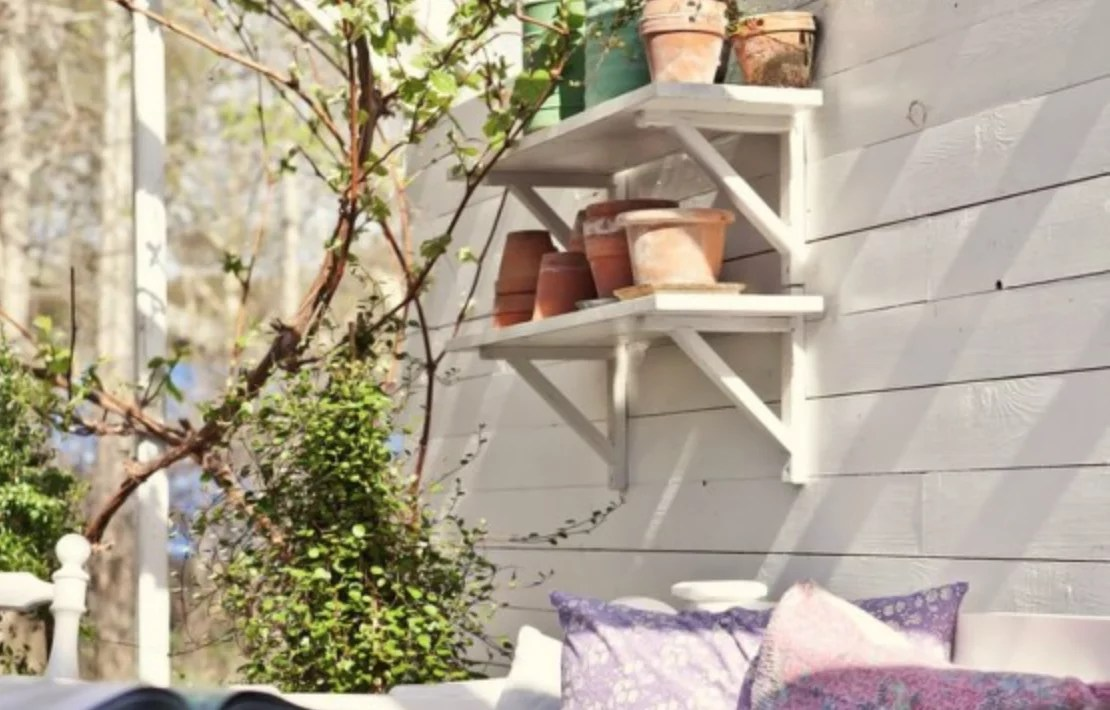 Tuininspiratie | Tuinhuis om van te dromen - Stijlvol Styling woonblog www.stijlvolstyling.com
