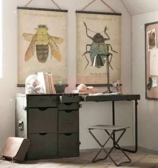 Interieurtrends   Insecten als decoratie- Stijlvol Styling woonblog - www.stijlvolstyling.com