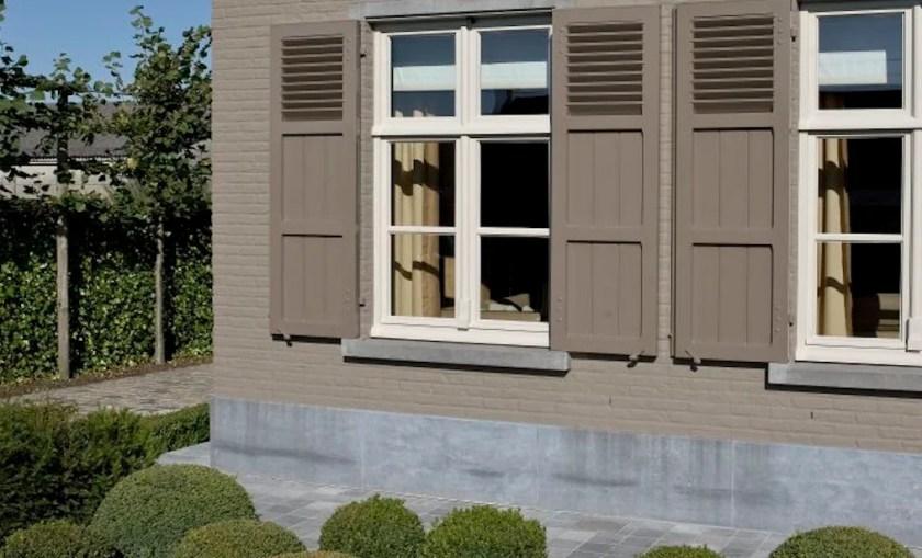 DIY | Het mooiste buitenschilderwerk krijg je zo! - Stijlvol Styling woonblog www.stijlvolstyling.com