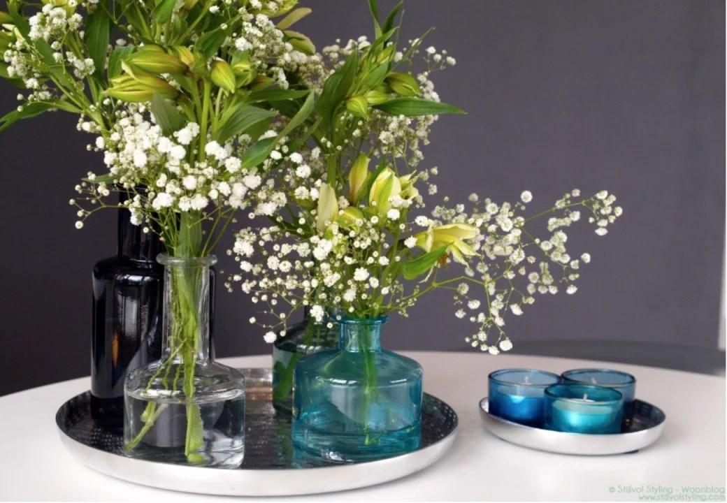 Zomer interieur | Haal de zomer in huis met bloemen (Urban jungle bloggers juni '15 - 'plant color pop') - Stijlvol Styling Woonblog www.stijlvolstyling.com