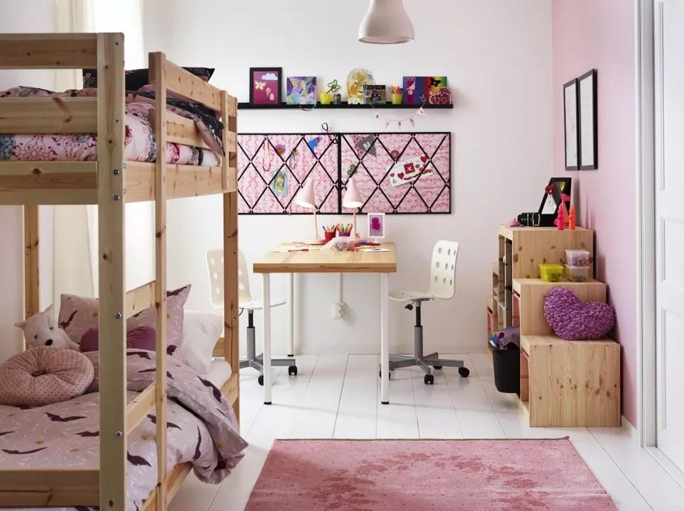 Uitgelezene Interieur & kids | Nieuw schooljaar, nieuwe IKEA kinderkamer IZ-43