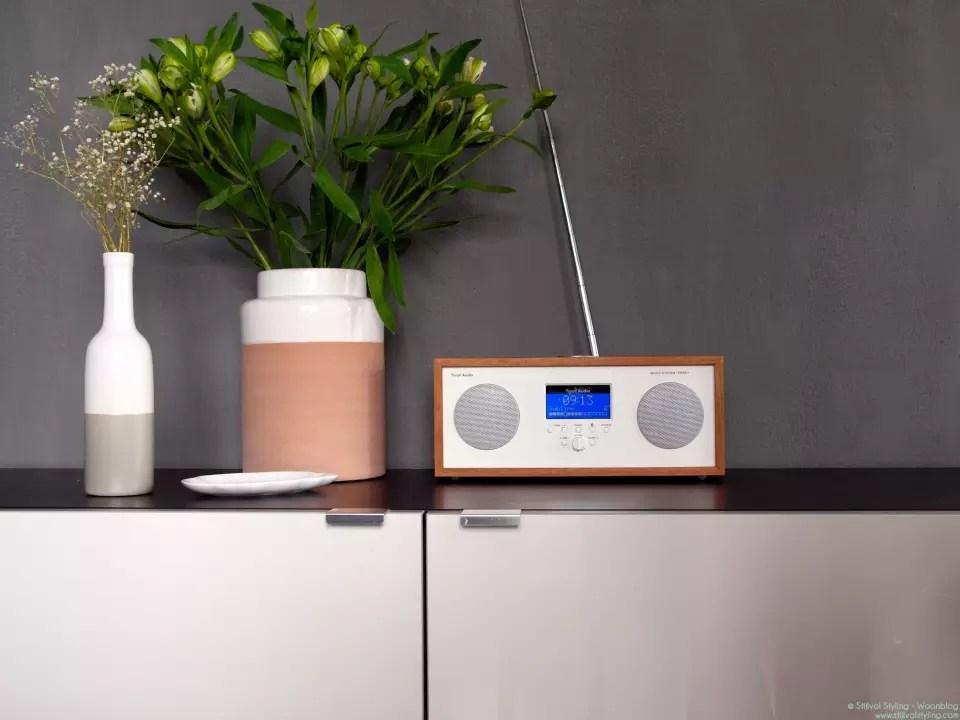 Interieur inspiratie | Tivoli Music system three+ review - Stijlvol Styling woonblog - www.stijlvolstyling.com