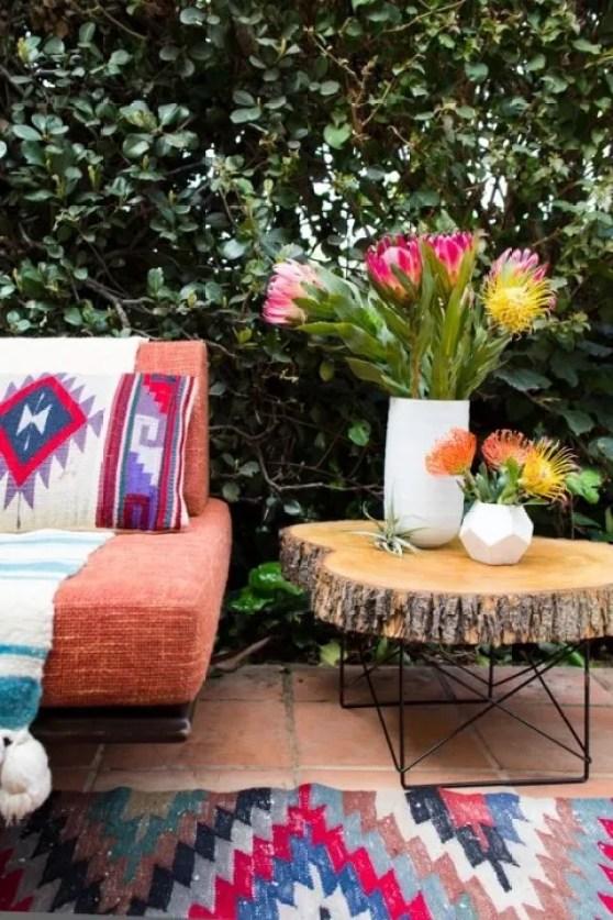 Interieur inspiratie | Wonen in Bohemian stijl - Stijlvol Styling woonblog www.stijlvolstyling.com