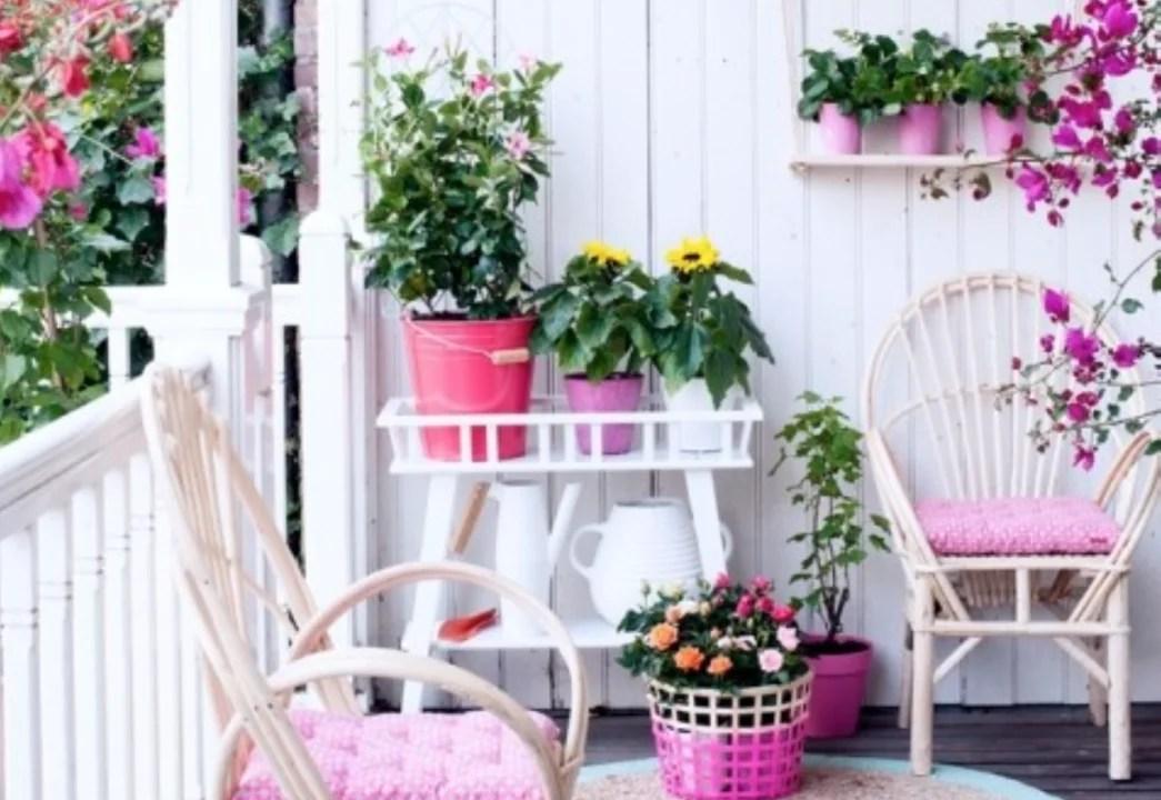 Zomerse Tuin Inspiratie : Zomer tuin u stijlvol styling woon vol interieur inspiratie