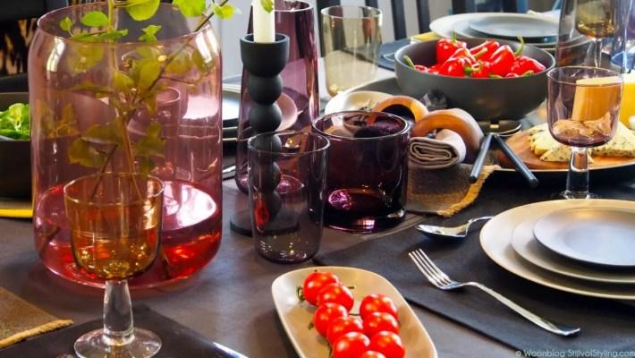 Interieur   Feestelijke diner met Ikea's SITTING collectie. - #Woonblog StijlvolStyling.com