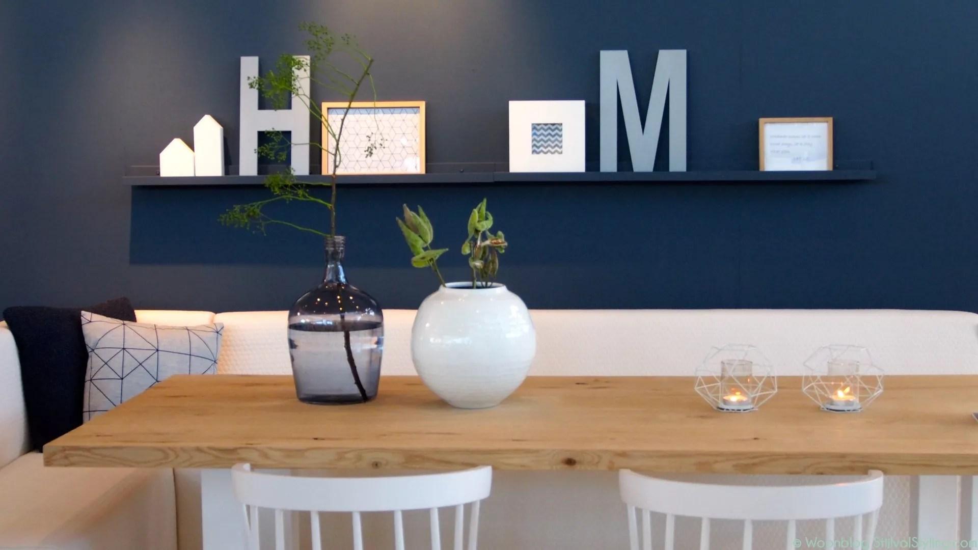 Interieur | Wandplank decoratie en styling tips • Stijlvol Styling ...