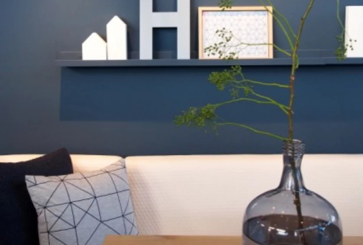 Woontrends 2016 | Interieur & Kleur inspiratie met blauw - Woonblog StijlvolStyling.com