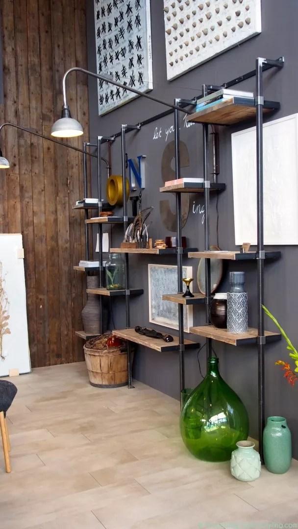 Interieur stoer en industrieel wonen stijlvol styling for Industrieel interieur